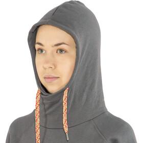 Millet Line Rope Sweatshirt Women tarmac